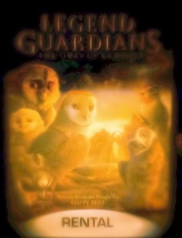 Legend Of The Guardians The O Legend Of The Guardians The O