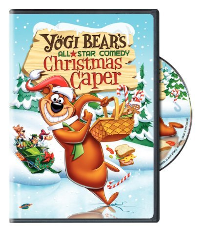 Yogi Bear All Star Comedy Christmas DVD