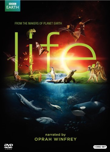 Life (us Version) Life (us Version) Ws Narrated By Oprah Winfrey Nr 4 DVD