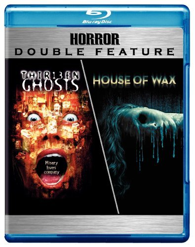 Thirteen Ghosts House Of Wax Thirteen Ghosts House Of Wax Blu Ray Ws R