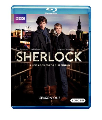 Sherlock Season 1 Blu Ray