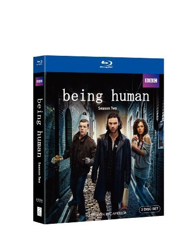 Being Human Being Human Season 2 Blu Ray Ws Nr 2 Br