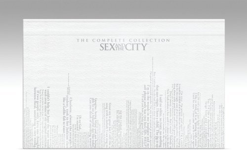 Sex & The City Complete Collection Nr 20 DVD