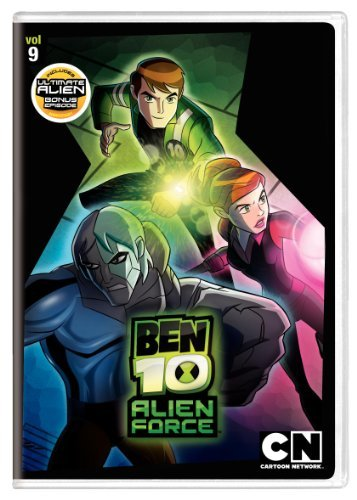 Ben 10 Alien Force Volume 9 DVD Nr