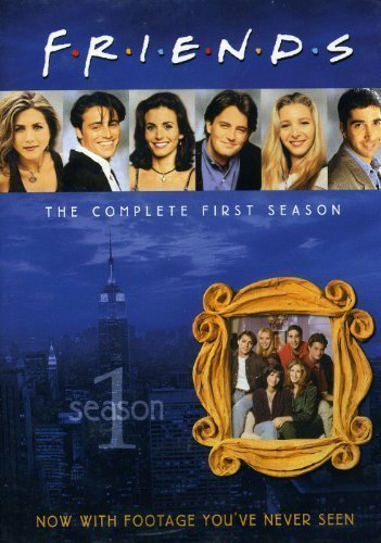 Friends Season 1 DVD