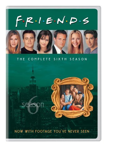 Friends Season 6 DVD