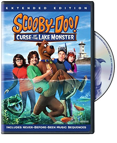 Scooby Doo! Curse Of The Lake Palatas Kiyoko Amell Ws Nr