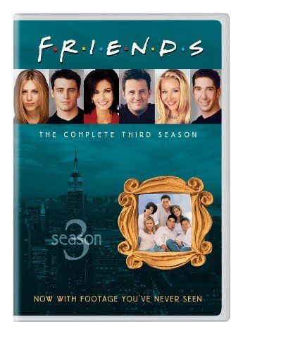 Friends Season 3 DVD