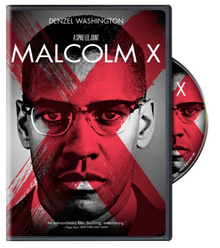 Malcolm X Washington Bassett Hall Freeman DVD Pg13 Ws Fs