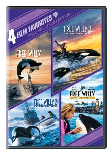Free Willy 4 Film Favorites DVD Pg