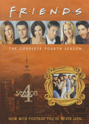 Friends Season 4 DVD