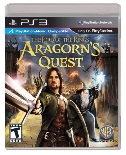 Ps3 Lord Of Rings Aragorn's Quest