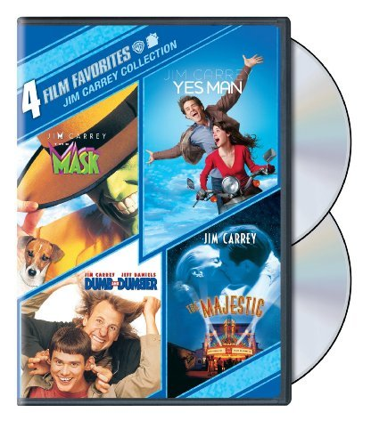 4 Flim Favorites Carrey Jim Pg13 2 DVD