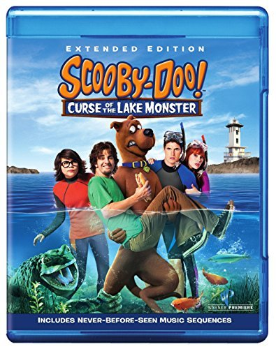Scooby Doo! Curse Of The Lake Palatas Kiyoko Amell Blu Ray Ws Nr 2 Br