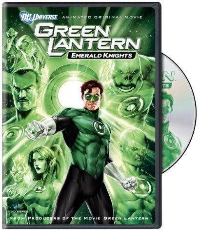 Green Lantern Emerald Knights Green Lantern Emerald Knights Ws Nr