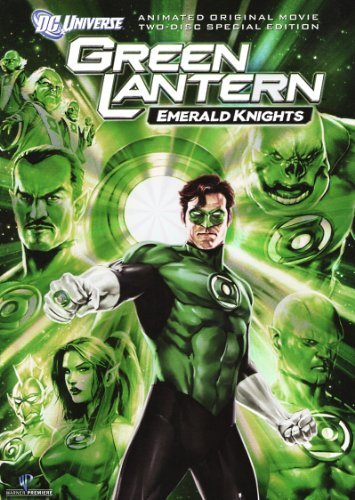 Green Lantern Emerald Knights Green Lantern Emerald Knights 2 Disc Special Edition