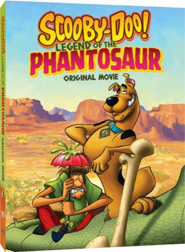 Scooby Doo! Legend Of The Phantosaur Ws Nr