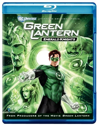 Green Lantern Emerald Knights Green Lantern Emerald Knights Blu Ray Ws Nr