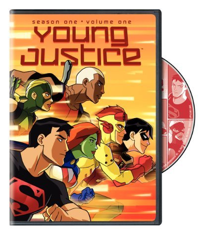 Young Justice Vol. 1 Season 1 Nr