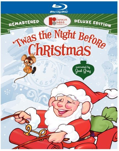 Twas The Night Before Christma Twas The Night Before Christma Blu Ray Ws Deluxe Ed. Nr 2 Br