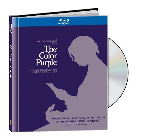 Color Purple Goldberg Glover Winfrey Avery Blu Ray Ws Digibook Pg13