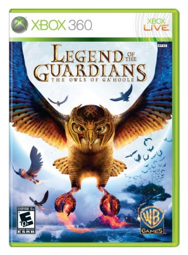 X360 Legend Of The Guardians Owls Of Ga'hoole