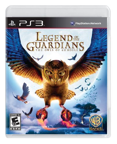 Ps3 Legend Of The Guardians Owls Of Ga'hoole