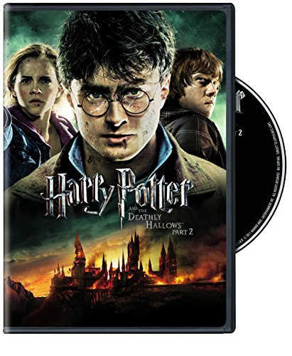 Harry Potter & The Deathly Hallows Part 2 Radcliffe Grint Watson Radcliffe Grint Watson