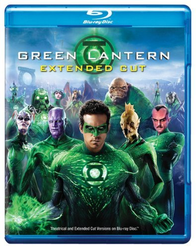 Green Lantern (blu Ray + Digit Reynolds Lively Sarsgaard Blu Ray Ws Pg13 Incl. DVD Dc