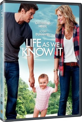 Life As We Know It Heigl Duhamel Lucas Blu Ray Ws Pg13 Incl. Dc