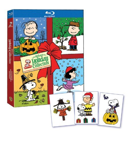 Peanuts Holiday Peanuts Holiday Blu Ray Ws Ultimate Coll Ed. Nr 3 Br 3 DVD