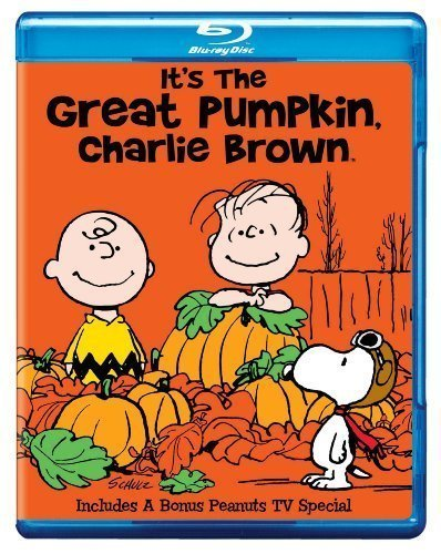 It's The Great Pumpkin Charlie Peanuts Blu Ray Ws Nr