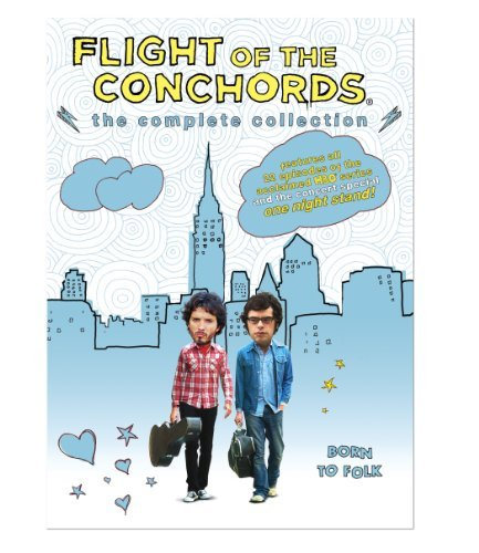 Flight Of The Conchords Complete Collection Ws Nr 3 DVD
