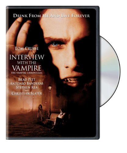 Interview With The Vampire Cruise Pitt Banderas Rea Slater DVD R Ws