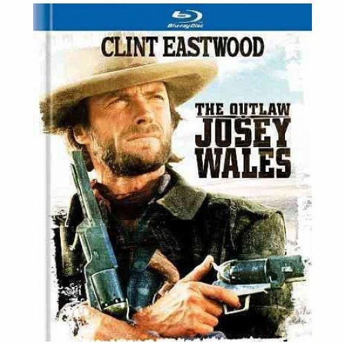 Outlaw Josey Wales Eastwood Locke George Blu Ray Ws Pg