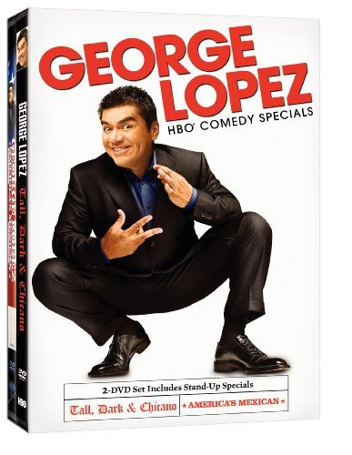 George Lopez America's Mexican Tall Dark & Nr 2 DVD