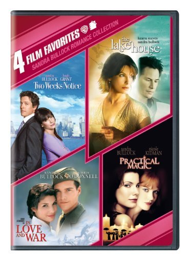 Sandra Bullock Romance 4 Film Favorites Nr 4 DVD