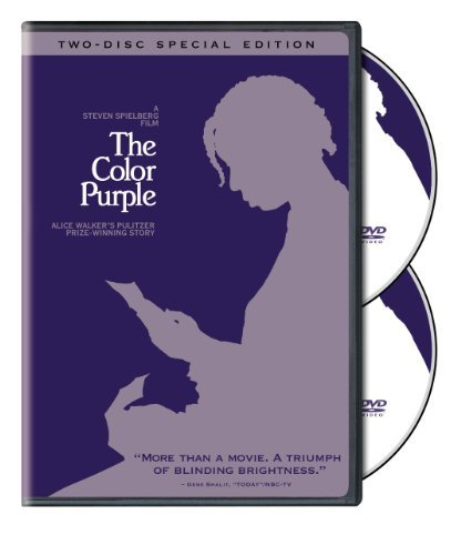 Color Purple Glover Goldberg Chong Ws Fs Special Ed. Pg13 2 DVD
