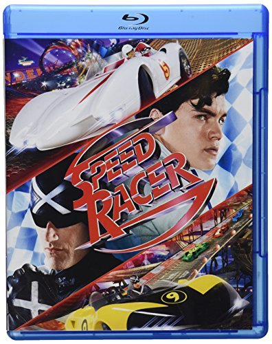 Speed Racer (2008) Speed Racer (2008) Blu Ray Ws Pg