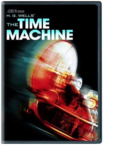 Time Machine (1960) Taylor Mimieux Bissell Cabot Ws G