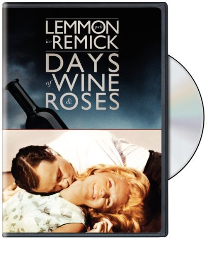 Days Of Wine & Roses Lemmon Remick DVD Nr