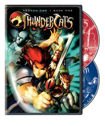 Thundercats Season 1 Book 1 DVD Nr 2 DVD
