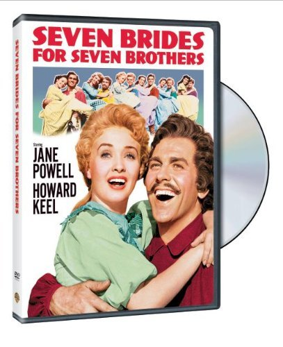 Seven Brides For Seven Brothers Powell Keel DVD G