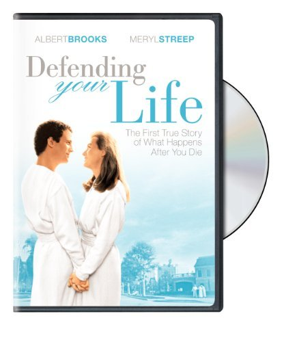 Defending Your Life Brooks Streep Torn Grant Henry Ws Pg