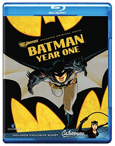 Batman Year One Batman Year One Blu Ray Ws Nr Incl. DVD