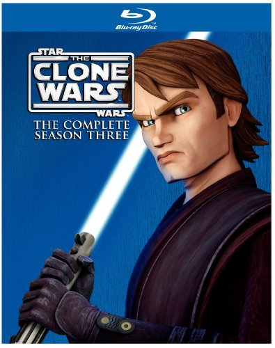 Star Wars Clone Wars Season 3 Ws Blu Ray Nr 3 DVD
