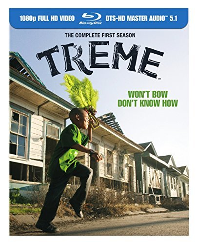 Treme Season 1 Ws Blu Ray Nr 4 DVD
