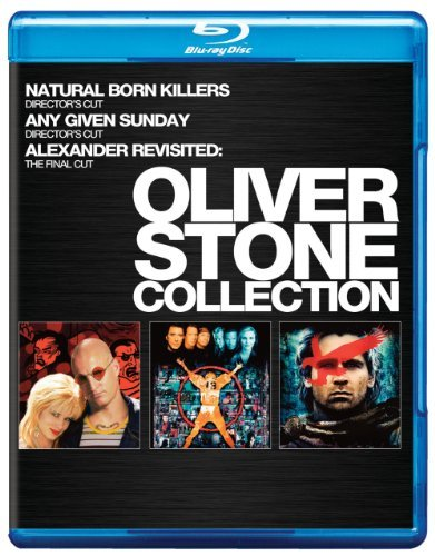 Oliver Stone Collection Stone Oliver Blu Ray Ws R