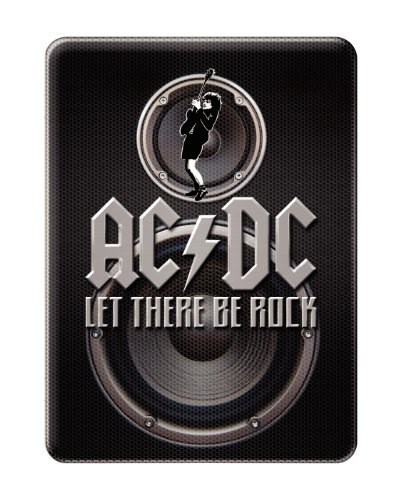 Ac Dc Let There Be Rock Lmtd Coll. Ed. Steelbook