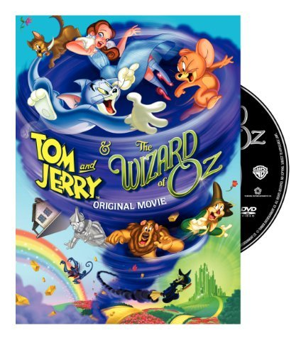 Tom & Jerry The Wizard Of Oz Tom & Jerry & The Wizard Of Oz Nr